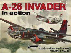 SQUADRON, USA #1037, A-26 INVADER