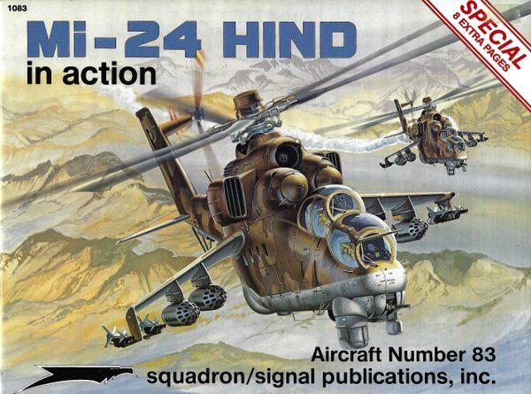 SQUADRON, RUSSIAN, #1083, MI-24 HIND