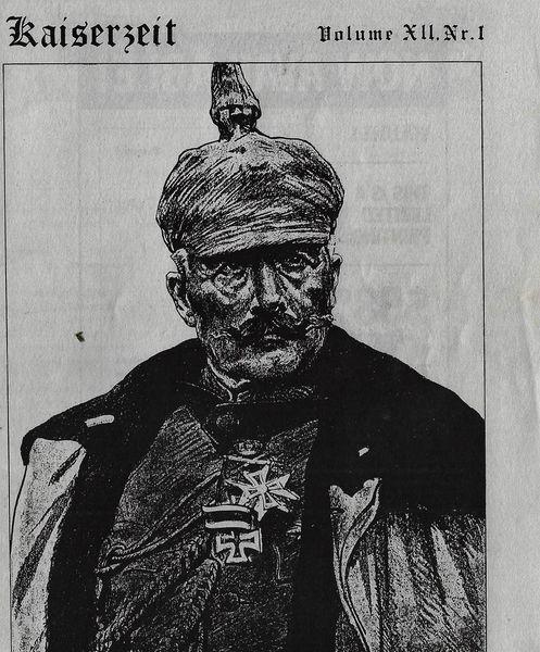 KAISERZEIT, VOL XII, NO 1