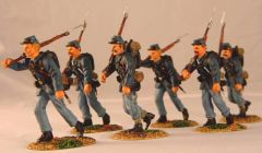 CONTE, ACW57124, 1/32, UNION MARCHING, (BOXED)