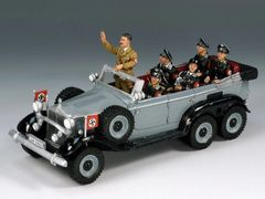 KING AND COUNTRY, LAH087, 1/30, HITLER STAFF CAR, (BOXED) addional shipping applies
