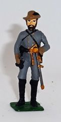 IMRIE RISLEY, IRB1, 1/32, CONFEDERATE OFFICER BUCKNER, (UNBOXED)
