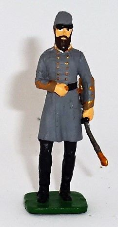 IMRIE RISLEY, IRJS1, 1/32, CONFEDERATE GENERAL JEB STUART, (UNBOXED)
