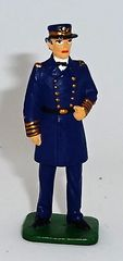 UNKNOWN, UNF2, 1/32, UNION ADMIRAL FARRAGUT , (UNBOXED)