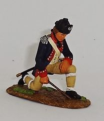BRITAINS, 17227, 1/32, AMERICAN REVOLUTION FRANCIS MARION, (BOXED)