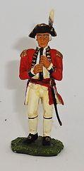 BRITAINS, 17278, 1/32, AMERICAN REVOLUTION DANIAL MORGAN, (BOXED)