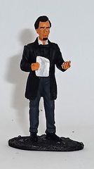 BRITAINS, 00212, 1/32, PRESIDENT ABRAHAM LINCOLN, (BOXED)