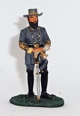 BRITAINS, 00226, 1/32, CONFEDERATE GENERAL LONGSTREET, (BOXED)