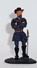 BRITAINS, 00273, 1/32, UNION GENERAL GEORGE MEADE , (BOXED)