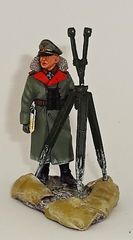KING AND COUNTRY, WS083, 1/30, FIELD MARSHAL VON MANTEUFFEL (BOXED)