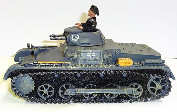 KING AND COUNTRY, LAH068, PANZER I TANKETTE (BOXED)