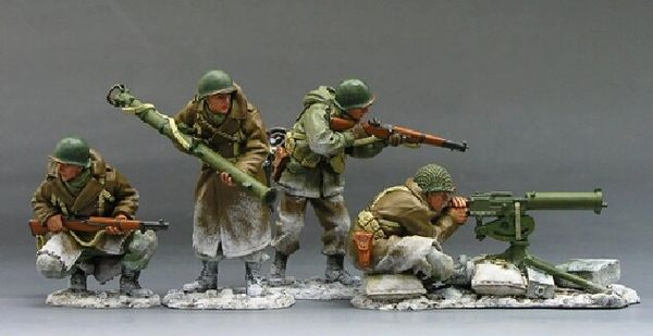 KING AND COUNTRY, BBA002, SUPPORT GROUP, (BOXED)