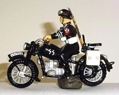 KING AND COUNTRY, LAH009, 1/30, SS MOTORCYCLE DISPATCH RIDER, (BOXED)