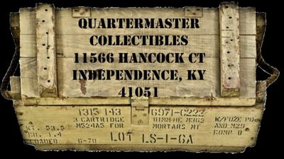 QUARTERMASTER COLLECTIBLES
