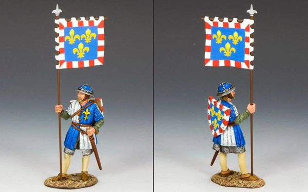 KING AND COUNTRY, MK088, Banner Bearer, (BOXED)