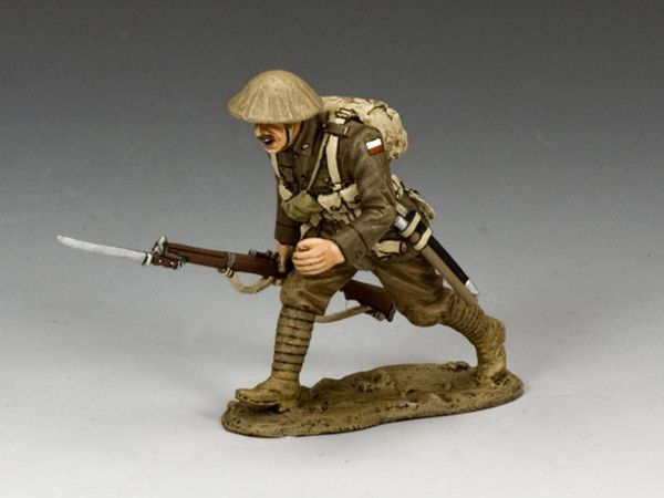 KING AND COUNTRY, FW193C-V, 1/30, Moving Forward(Victoria), BOXED
