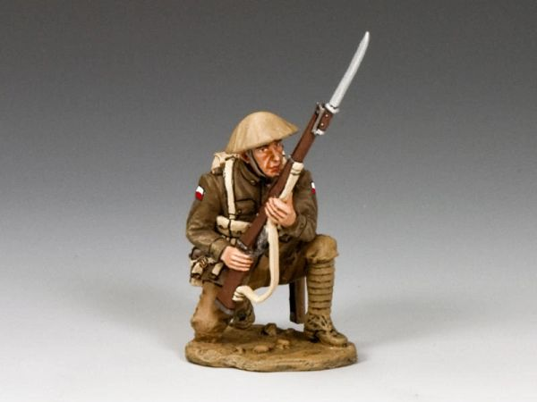 KING AND COUNTRY, FW192-V, 1/30, Kneeling Firing(Victoria), BOXED