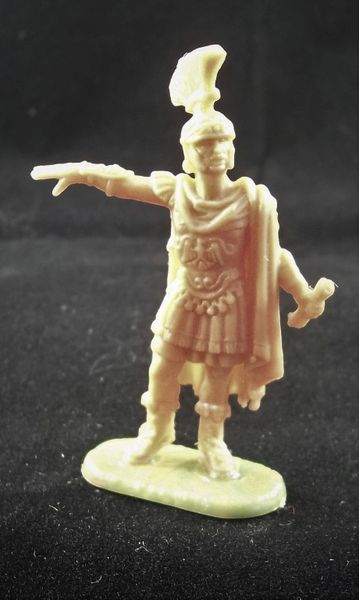 ELASTOLIN, 40MM, K4-8410 Unpainted Roman Commander Unboxed (4 in stock)
