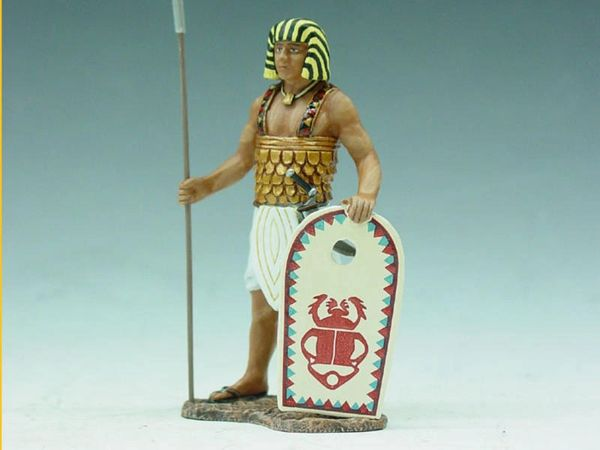 KING AND COUNTRY, AE009, EGYPTIAN PALACE GUARD, (BOXED)
