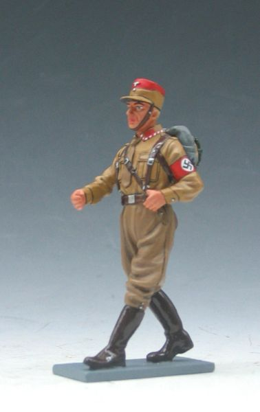 KING AND COUNTRY, LAH046, 1/30, SA MARCHING, (BOXED) (2 AVAILABLE)