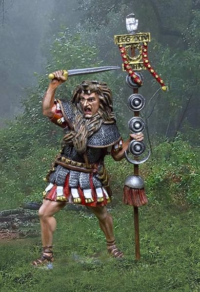 The COLLECTORS SHOWCASE, CS00912, 54mm Roman Signifier