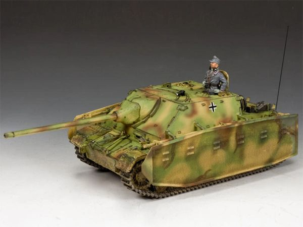 KING AND COUNTRY, WH047, 1/30, JagdPanzer Pz.Kpfw. IV L/70 (BOXED)