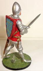 Banners Forward, BF12 , 1/32, Knight, Duke de Berry, circa 1346, (Boxed)