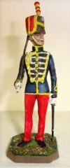CARL HOEGERMEYER, CHAW7, 1/32 11th Hussars (UNBOXED)