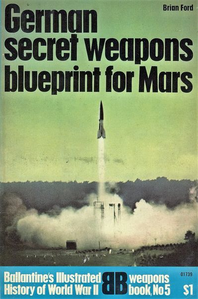 Ballantine Book, German secret Weapons