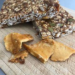 Almond Butter Mango Granola Bars - 6 Pack