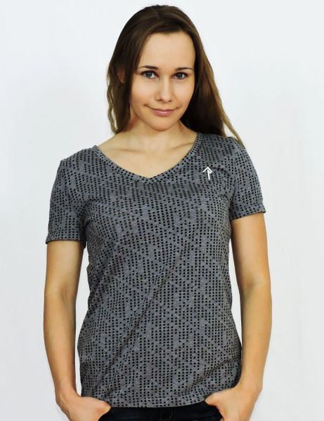 AeroBurn - Women's Performance Burn-Out Top