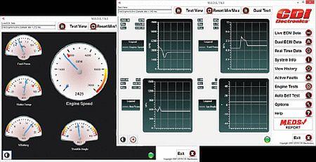 Suzuki Outboard Diagnostic System 531-0118S