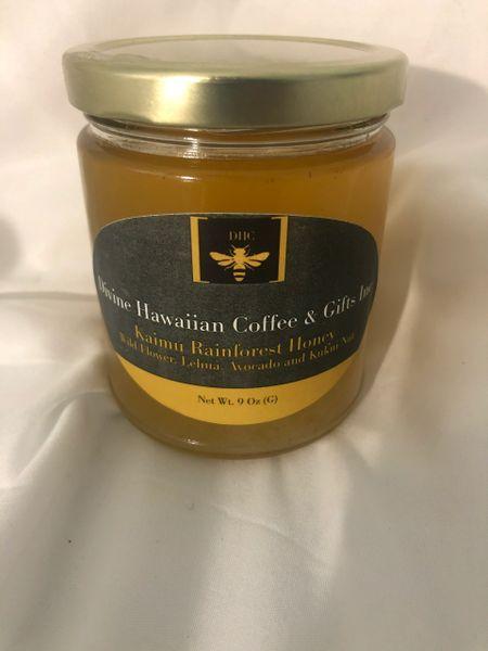 Kaimu Rainforest Honey 2 pack 9oz