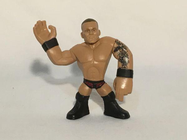 WWE Rumblers-Randy Orton
