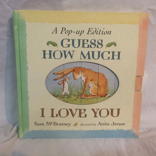 Guess How Much I Love You-pop-up edition