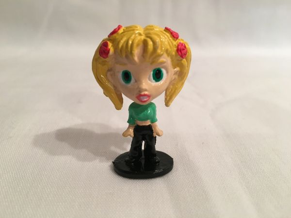 Bighead girl mini figure 5