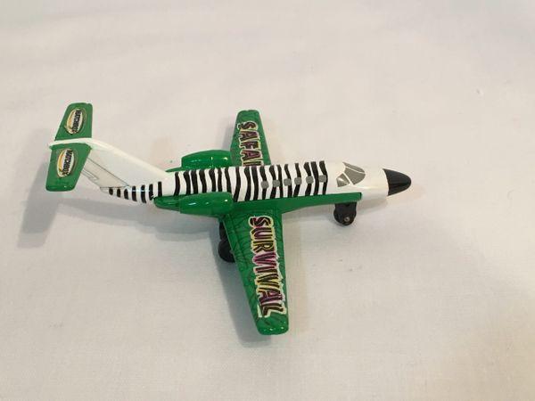 Safari Survival Plane