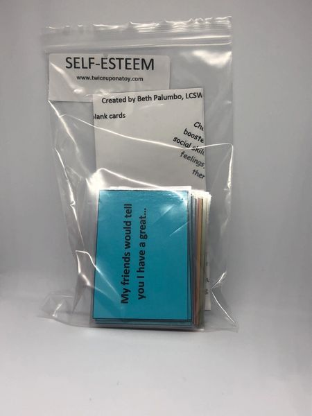 Game Booster Pack- Self Esteem