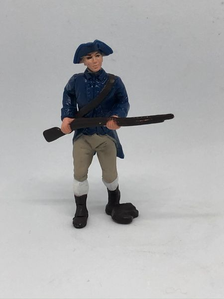 Soldier with Musket