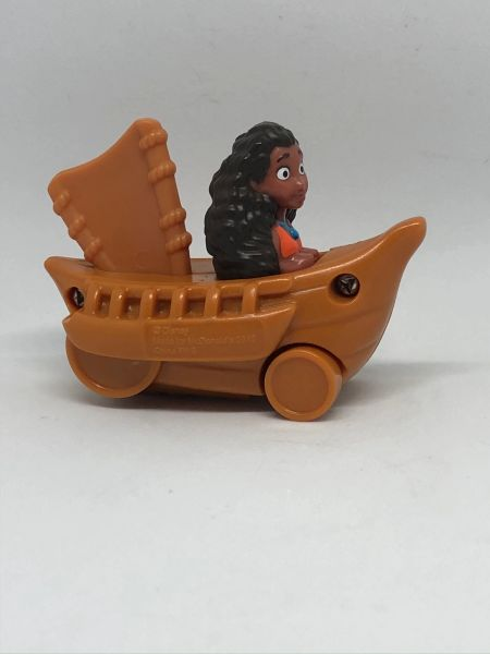 Moana Racer Happy Meal toy