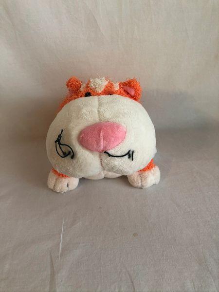 Orange Cat Stuffie