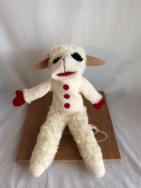 Lambchop Puppet