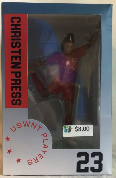 Christen Press Figure