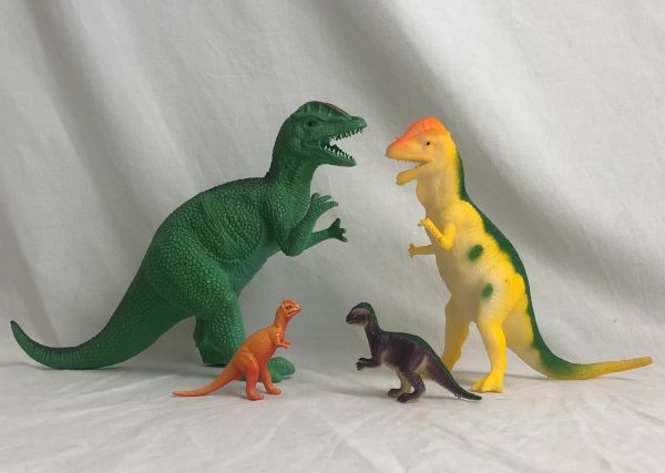 Dinosaur Family 1
