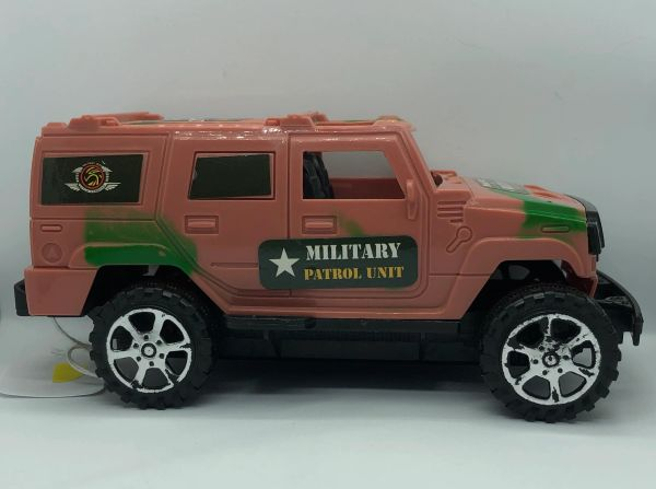 Military Patrol Unit