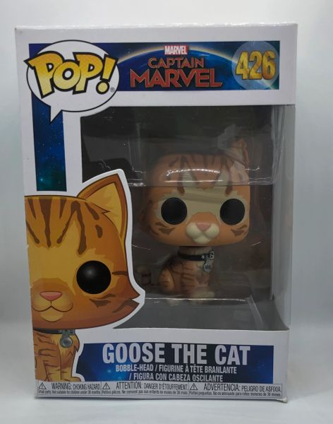 Goose from Captain Marvel