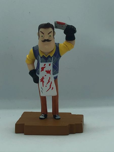 Hello Neighbor with Cleaver