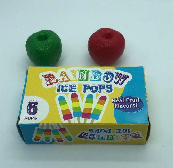 Ice Pops & Apples