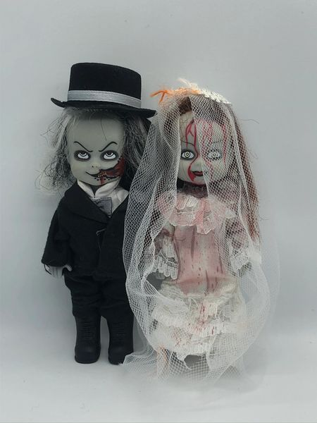 Living Dead Dolls Bride and Groom