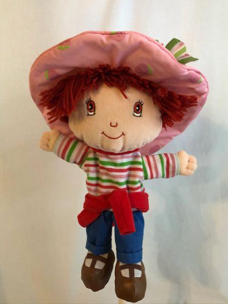 Strawberry Shortcake Puppet 2